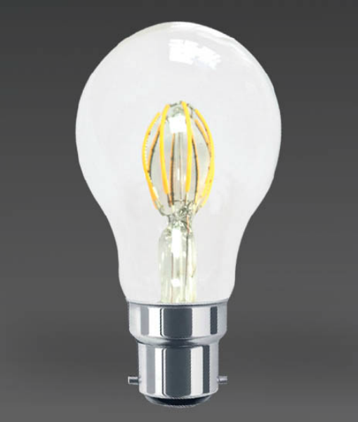 8w Graphene Filament LED Bulb