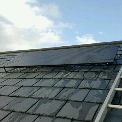 Thermodynamic Solar Panels, Solar Panel Installation