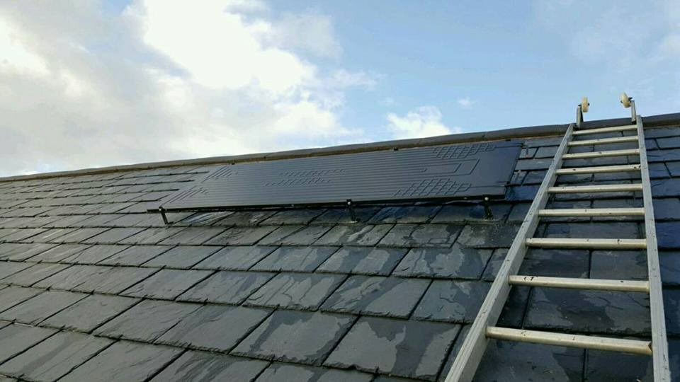 Thermodynamic Solar Panel Installation/Commissioning