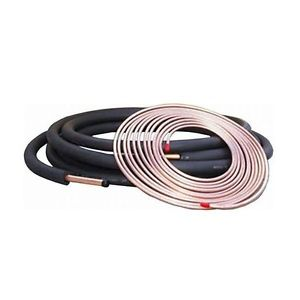 3/8″ Refrigeration Piping & Insulation